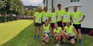 De teams van Werkhoven Loopt succesvol op Bunniksmooiste 2018